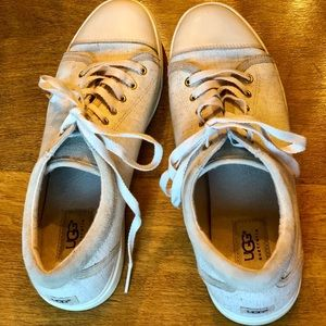 UGG Sneakers - Oatmeal color - size 10w
